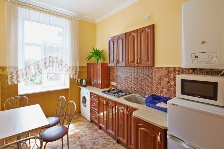 2 – bedroom apartment on the Lisenka street