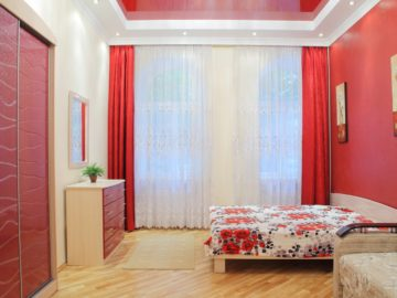 1 – bedroom apartment on the Kulisha street