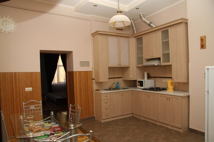 1 – bedroom apartment on the Soborna sqr