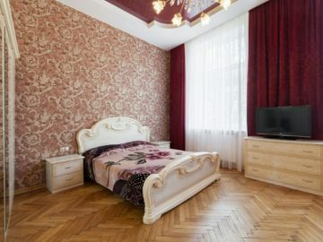 1 – bedroom apartment on the Dudaeva street